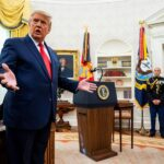 Trump se siente decepcionado de William Barr