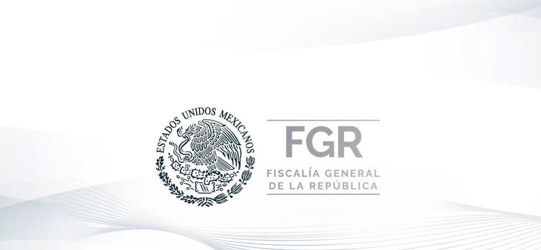 FGR Y GN aseguran vehículos abandonados y 12 armas de fuego