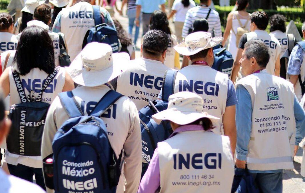INEGI informó que puestos públicos crecieron 8.8 por ciento