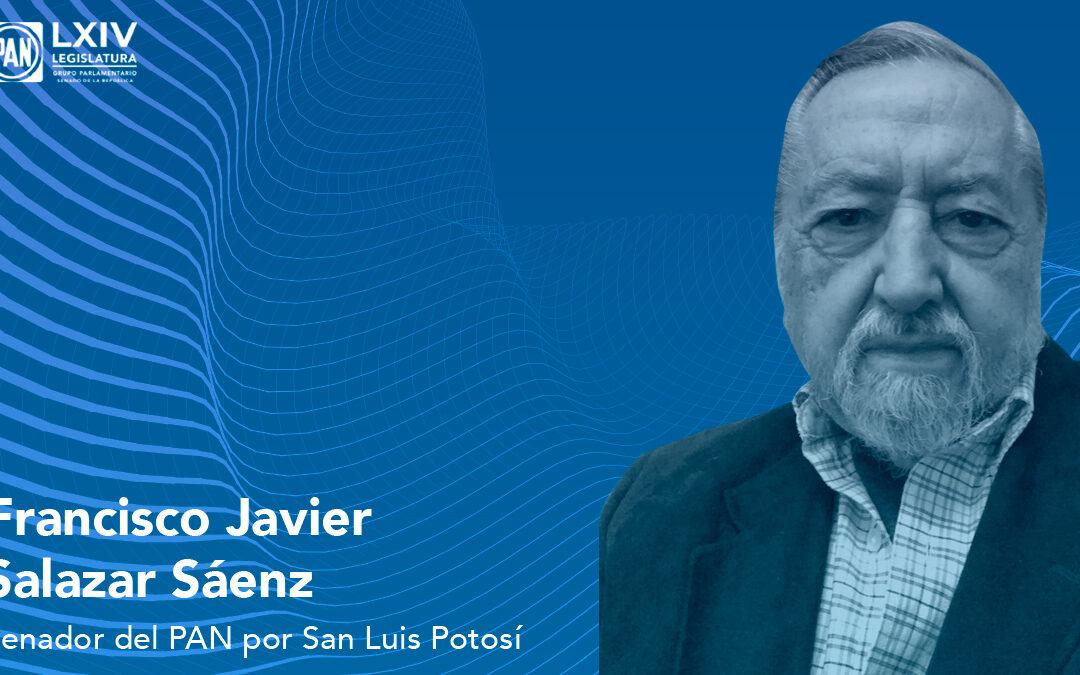 PAN solicita destitución de Hugo López-Gatell ante Senado