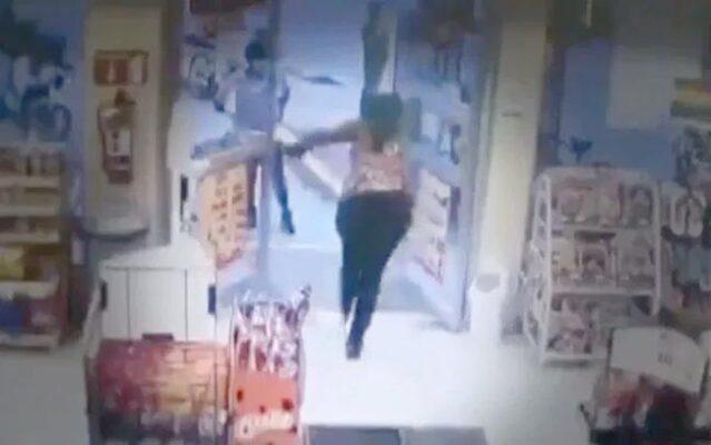 Difunde video de momentos previos a la muerte de Victoria Salazar