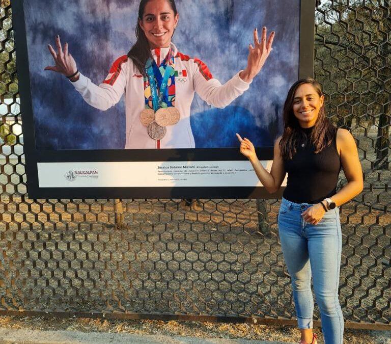 Realizan homenaje a Jessica Sobrino en Naucalpan