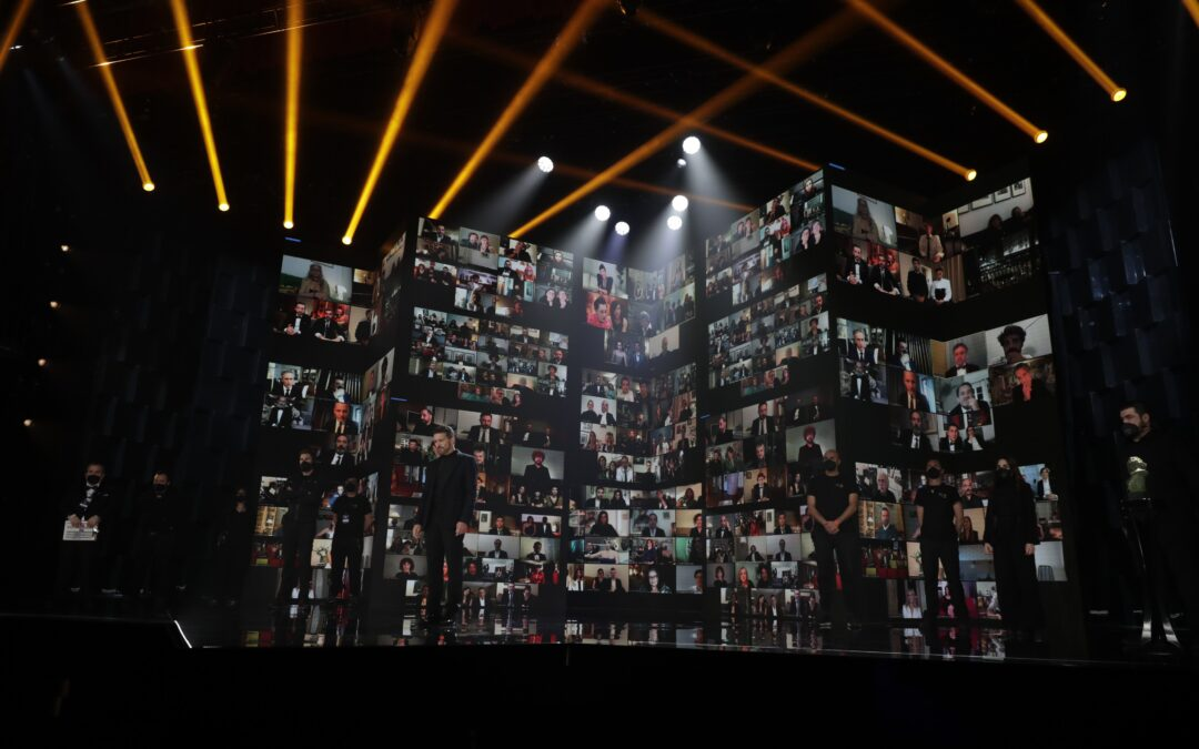 Ganadores de los Premios Goya 2021