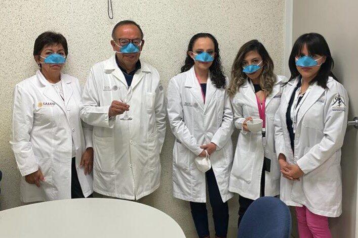 Inventa IPN mascarilla nasal contra Covid