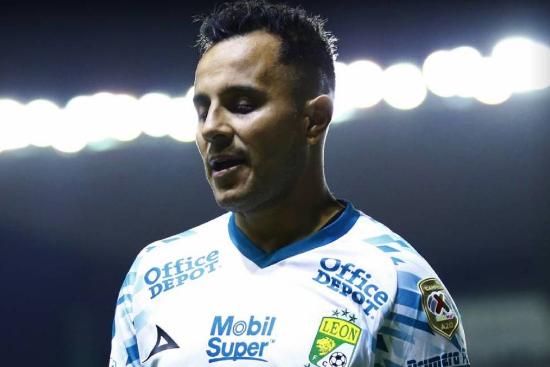 Luis Montes no jugará ante el América