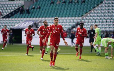 Bayern Munich acaricia el título de liga