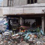 Se registra explosión de tanques de oxigeno en Iztapalapa