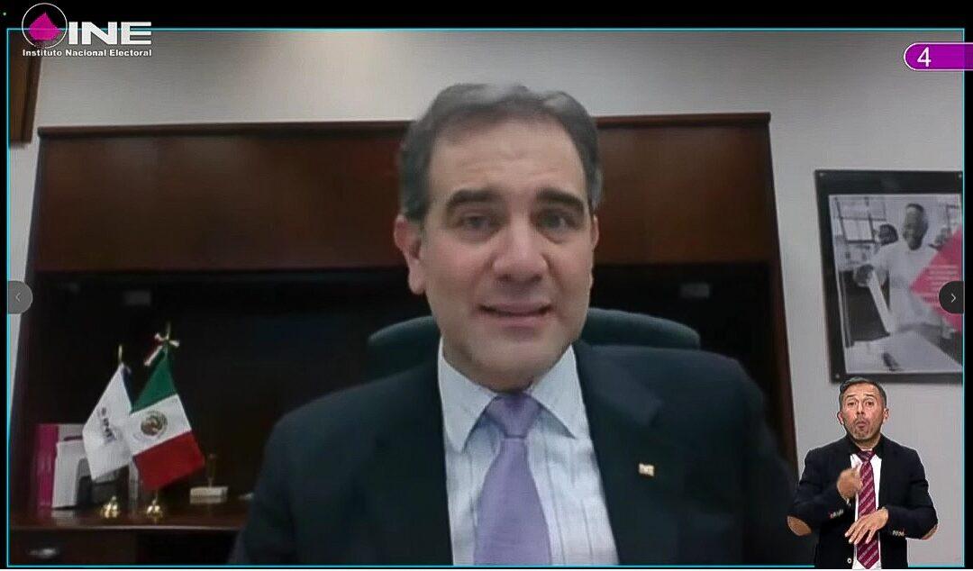 INE dice no a candidaturas de Salgado Macedonio y Raúl Morón