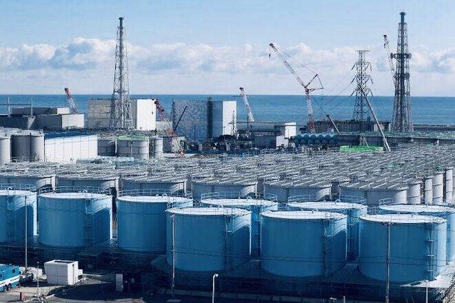Japón liberará agua radiactiva al Océano Pacífico