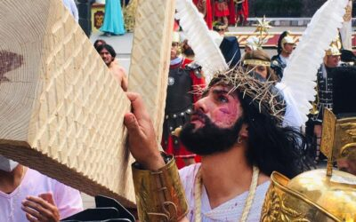 La pasión de cristo en la nueva normalidad