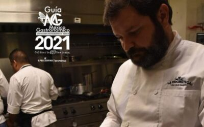 Publican guía de México gastronómico 2021