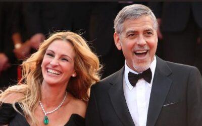 Clooney y Roberts juntos de nuevo