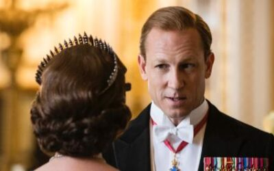 Tobias Menzies rinde tributo el duque de Edimburgo