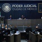 Entregan togas a diez magistrados del Poder Judicial