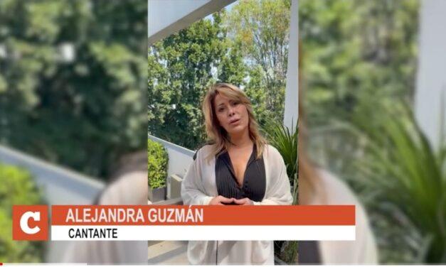 Alejandra Guzmán cambia discurso y pide a Frida acercarse.