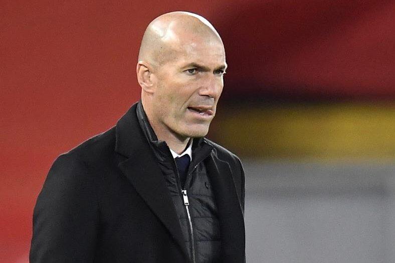 """No hemos ganado nada"": Zinedine Zidane"