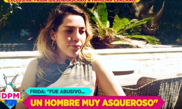 Frida Sofía dijo que Enrique Guzmán abusó sexualmente de ella.