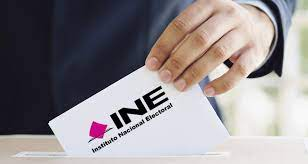 Foto; INE