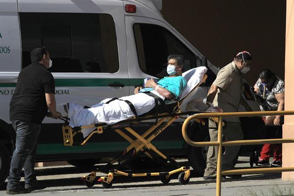 Fallecen 19 personas en Guanajuato por nuevas cepas de Covid
