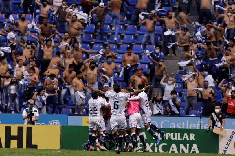 Puebla despacha al Atlas y se mete en semifinales