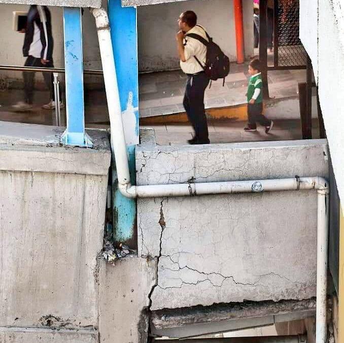 Las otras fallas del metro de la Ciudad de México