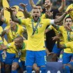 Equipo de lujo anuncia Brasil para eliminatorias
