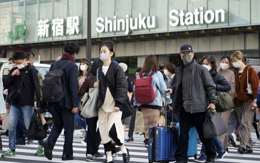 Japón extiende el estado de alerta por aumentos de Covid
