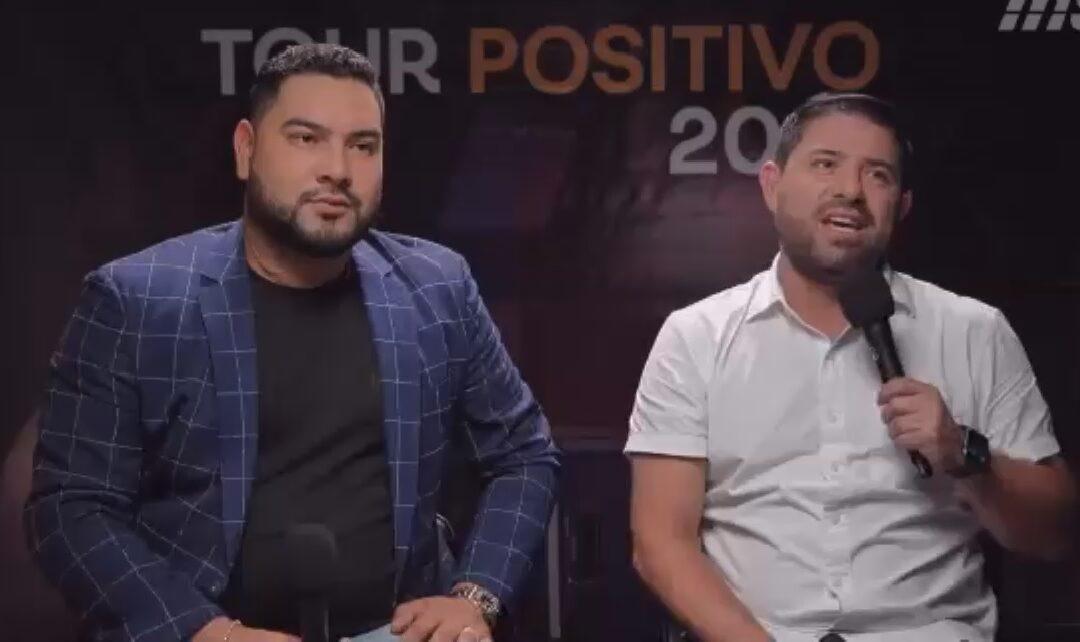 """La MS vuelve a los escenarios con el Tour """"Positivo 2021"""""""