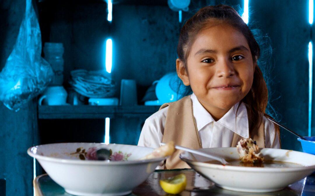 UNICEF: Infantes sufren mala nutrición en México