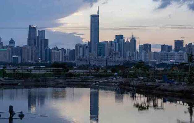 Cierran el SEG plaza, rascacielos que se movió sin causa aparente