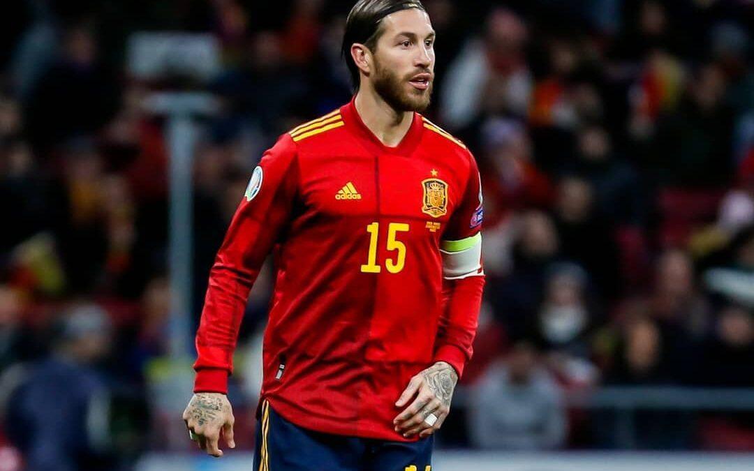 Sergio Ramos es duda para la Eurocopa