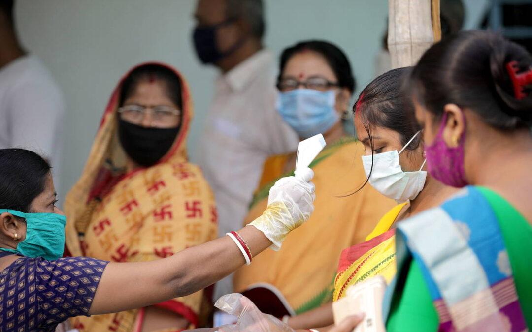 Sigue la alerta en la India; no bajan contagios por la Covid