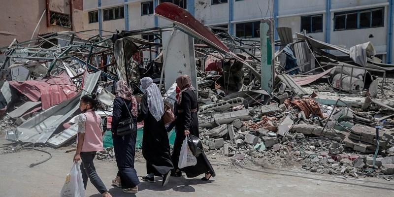 Califica Israel como «crimen de guerra» la ofensiva de Hamas