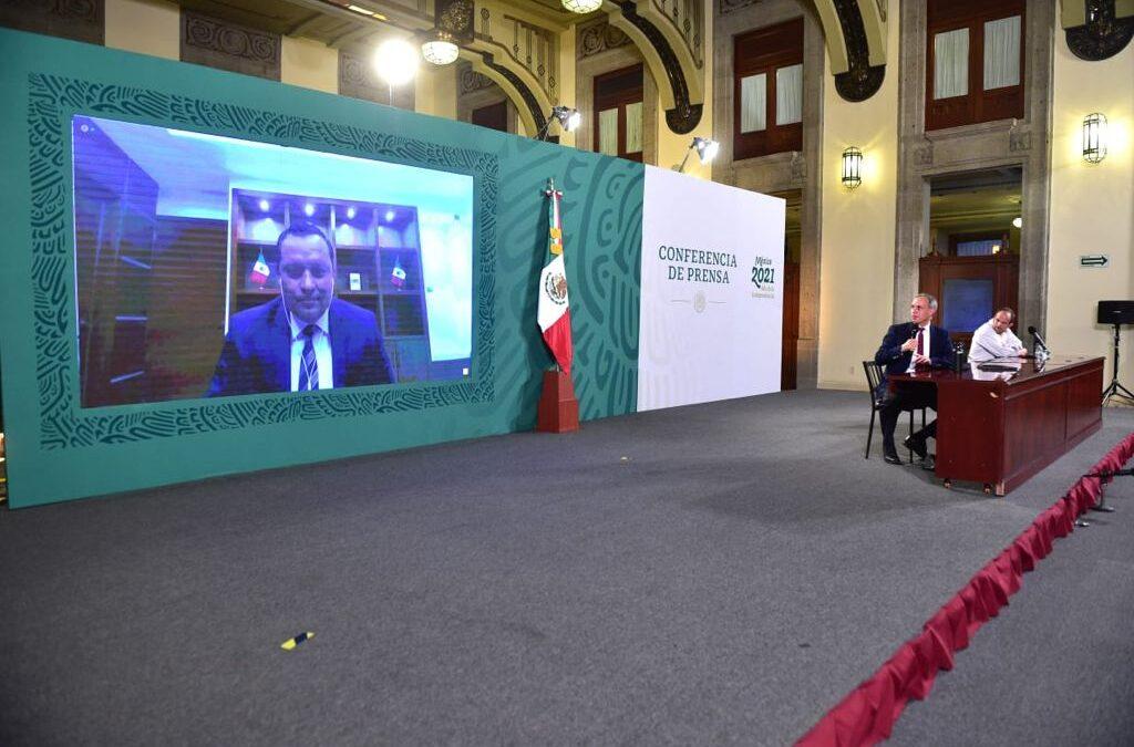 Guanajuato: lugar 16 a nivel nacional de contagios Covid
