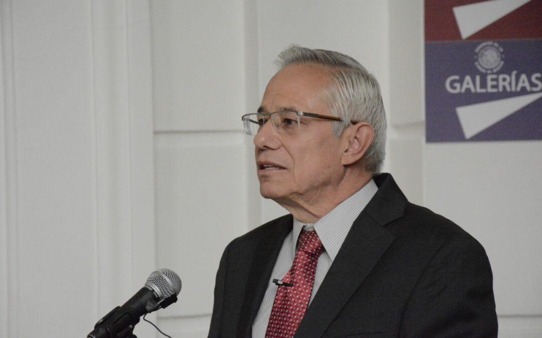 Gaviño culpa a Marcelo Ebrard por acusaciones en su contra