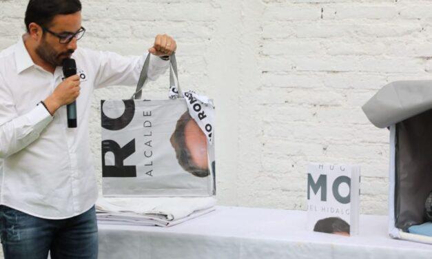 Víctor Hugo Romo reciclará toda su propaganda electoral