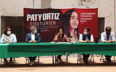 Internet gratuito en la Magdalena Contreras: Paty Couturier