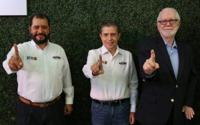 Se suma Ricardo Pascoe a campaña de Giovani Gutiérrez en Coyoacán