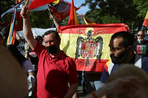 Intensa la crisis migratoria entre España y Marruecos