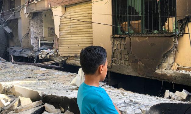 Bombardean Franja de Gaza las Fuerzas de Defesa de Israel
