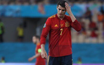 España no pudo y empató sin goles ante Suecia