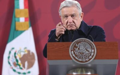 AMLO pide votar para juzgar a expresidentes