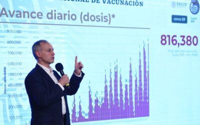 Salud confirmó que 6 de junio suspende vacuna por votación