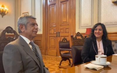 Roberto Salcedo es el nuevo secretario de la Función Pública