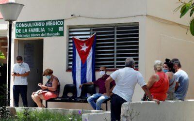 Cuba registra más de dos mil casos diarios por Covid