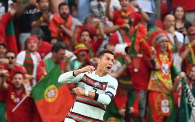 Cristiano Ronaldo, histórico