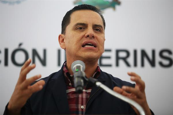 Dictan prisión preventiva a Roberto Sandoval
