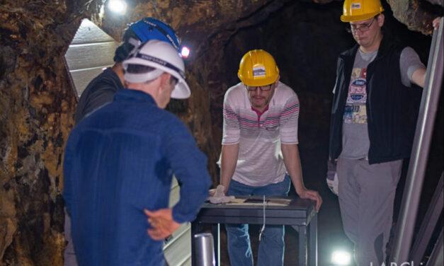 México tendrá el primer laboratorio subterráneo de frontera