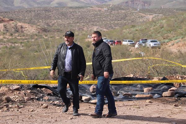 Detienen al «El Tolteca», autor de la masacre de los LeBarón