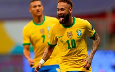 Brasil da inicio a la Copa América con goleada